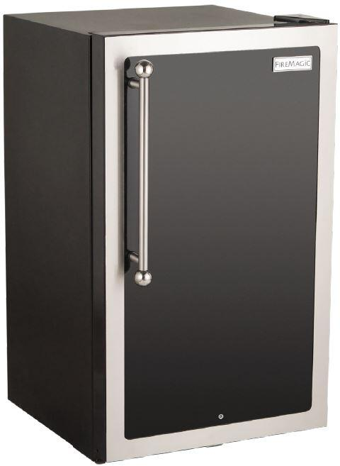 Black Diamond Edition Refrigerator (Right Hinge)