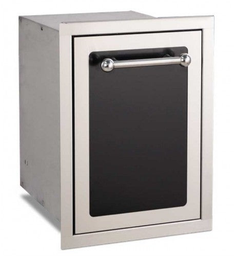 Black Diamond Trash Cabinet