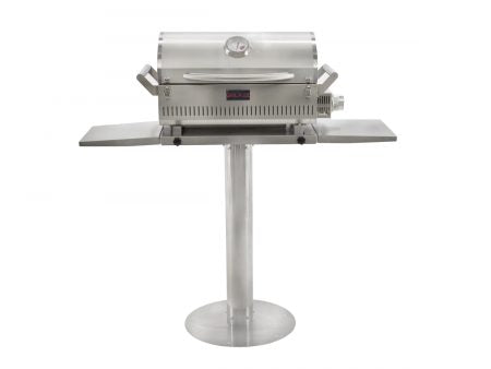 "Blaze 17"" Pedestal for the Portable Grill"