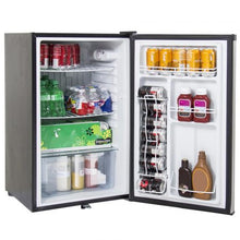 Load image into Gallery viewer, Stainless Front Fridge 4.5