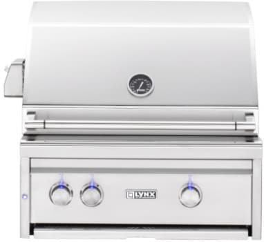 "27"" Built-In Grill - 1 Trident™ w/ Rotisserie, LP GAS"