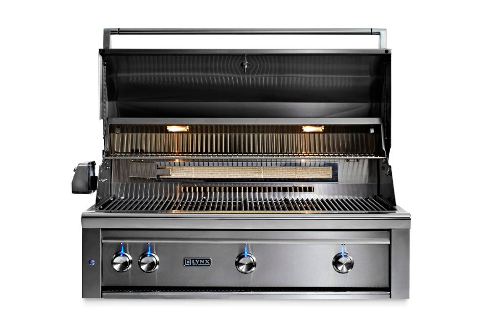 "42"" Built-In Grill  - All Trident™ w/ Rotisserie, NAT GAS"