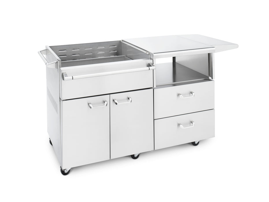 "54"" Mobile Kitchen Cart"