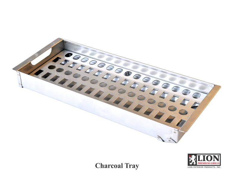 Lion Charcoal Tray