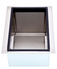 Load image into Gallery viewer, Lion Stainless Steel Ice Chest open