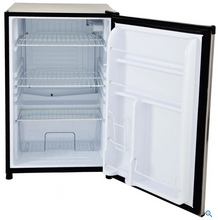Load image into Gallery viewer, Lion Refrigerator 4.5 Cubic Stainless Steel Front Door [2002]
