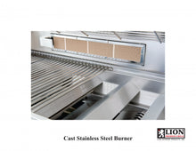 "Load image into Gallery viewer, Lion - 40"" Stainless Steel Built-in BBQ Grill"