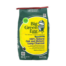 Load image into Gallery viewer, BGE 100% Natural Oak and Hickory Lump Charcoal 20lb