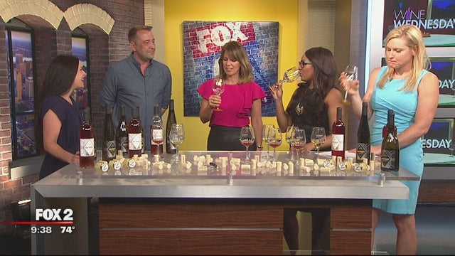 Wine Wednesday on Fox 2
