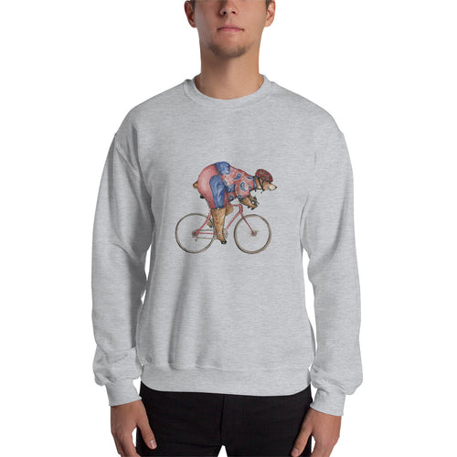 Sweatshirt - 'Murph On His Bike'