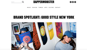 Dapper Mobster Online Magazine