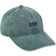 Dark Green Line Cap