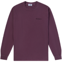 Berry Title Long Sleeve