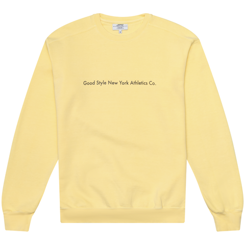 Butter GSNY Crewneck