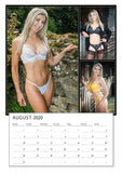 2020 Foxy Riders A3 Colour Calendar Sale Price