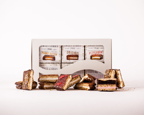 Assorted S'mores - Box of 6