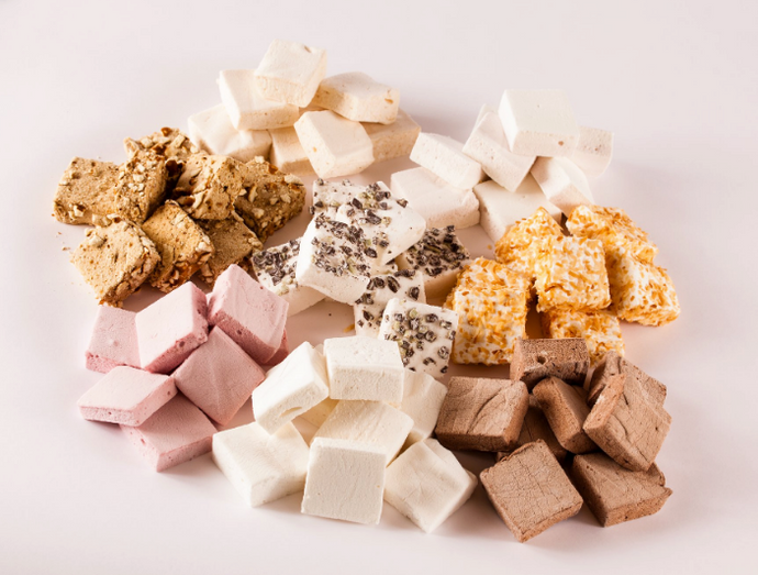 Bag of 8 Gourmet Marshmallows