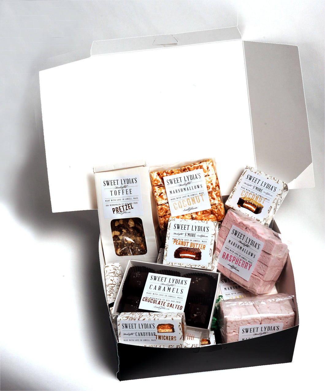 A Lot S'more Of Everything Gift Box
