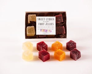 Assorted Pate de Fruit