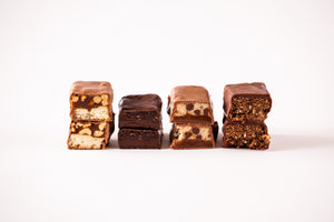 Assorted Candy Bars - Box of 3