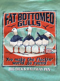 Fat Bottomed Gulls Back