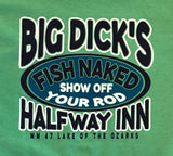 Big Dick's Fish Naked Short Sleeve (Neon Green)