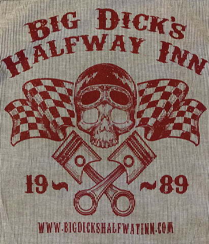 Big Dick's Halfway Inn Speed Junkie Short Sleeve Stretch
