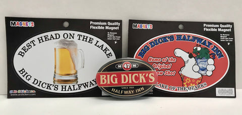 Big Dick's Magnets