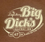 Big Dick's Taxidermy Beaver T-Shirt