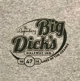 Whiskey Dick T-Shirt