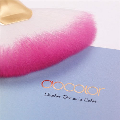 Fan Brush - DB08 - Beautyboutique.no