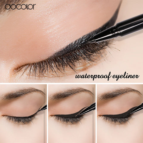 Waterproof Liquid Eyeliner Black - YX001 - Beautyboutique.no