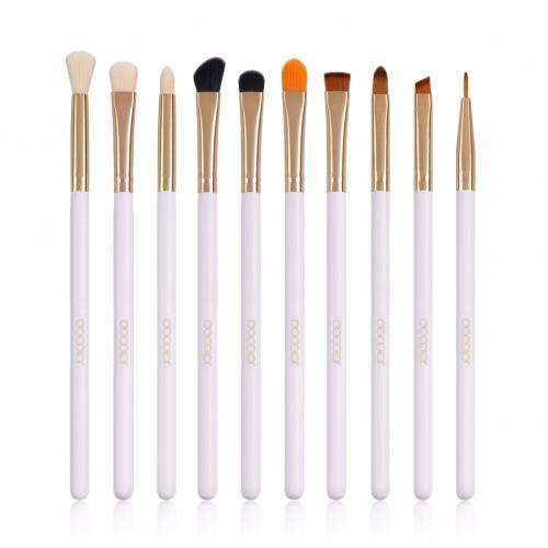 10 Pieces Eye Makeup Brush Set - DB1004