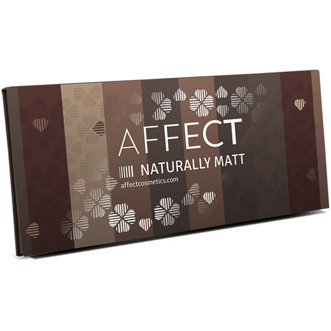 NATURALLY MATTE PALETTE - Beautyboutique.no