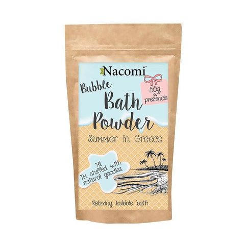 BATH POWDER - SUMMER IN GREECE - Beautyboutique.no