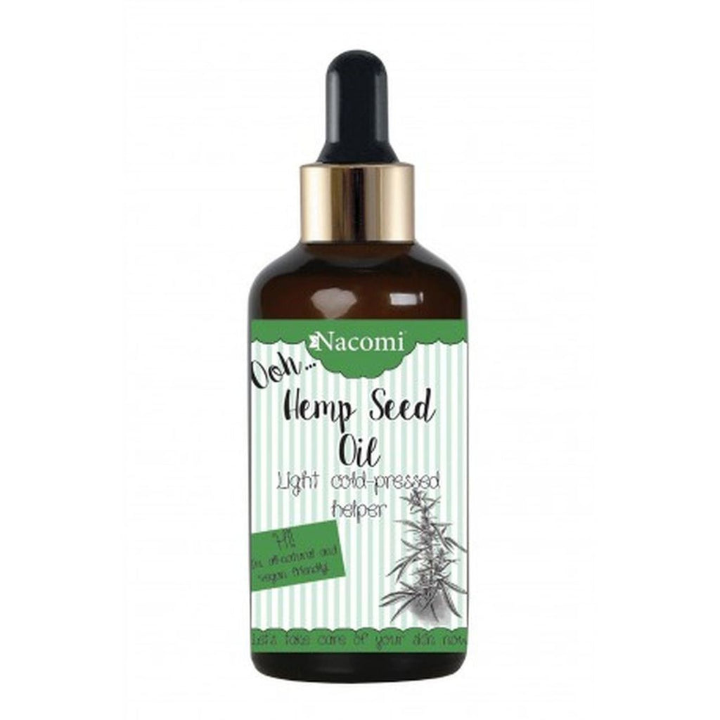 HEMP SEED OLJE - Beautyboutique.no