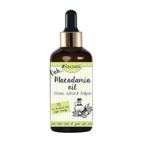MACADAMIA OIL - Beautyboutique.no