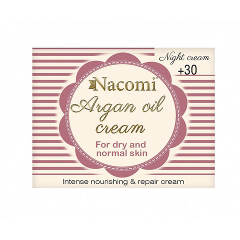 NATURAL ARGAN OIL NIGHT CREAM - Beautyboutique.no