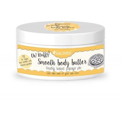 BODY BUTTER - SMOOTH & FRESHLY BAKED PAPAYA PIE 100ml - Beautyboutique.no