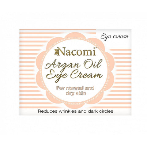 NATURAL ARGAN OIL EYE CREAM - Beautyboutique.no
