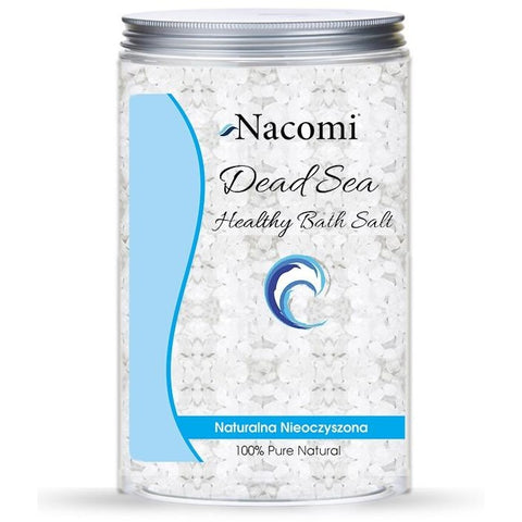Dead Sea Healthy Bath Salt Natural - Beautyboutique.no