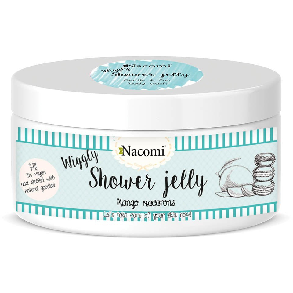 SHOWER JELLY - MANGO MACARONS - Beautyboutique.no