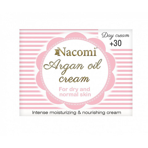 NATURAL ARGAN OIL DAY CREAM - Beautyboutique.no
