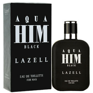 AQUA HIM Black for Men - Beautyboutique.no