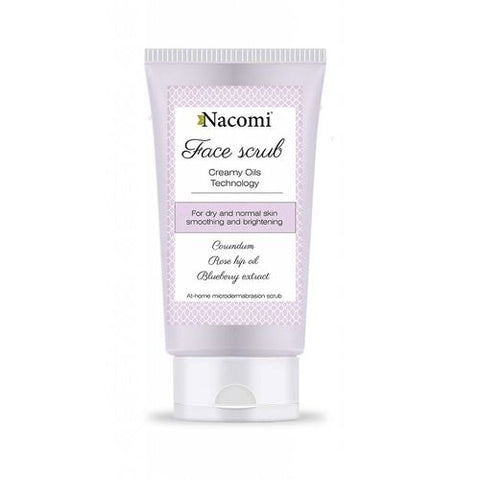 SMOOTHING FACE SCRUB - Beautyboutique.no