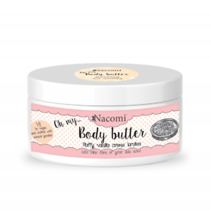 BODY BUTTER - VANILIA CREME BRULEE 100ml - Beautyboutique.no