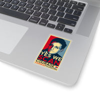 Snowden - Yes we scan - Sticker