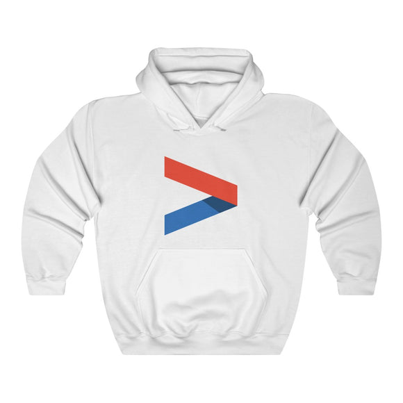 Courage Chevron - Hooded Sweatshirt
