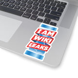 I am WikiLeaks - Sticker