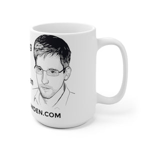 Snowden truth - Mug